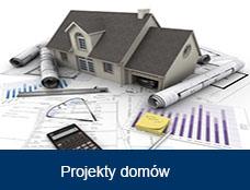 tu bedzie o projektach domów.....